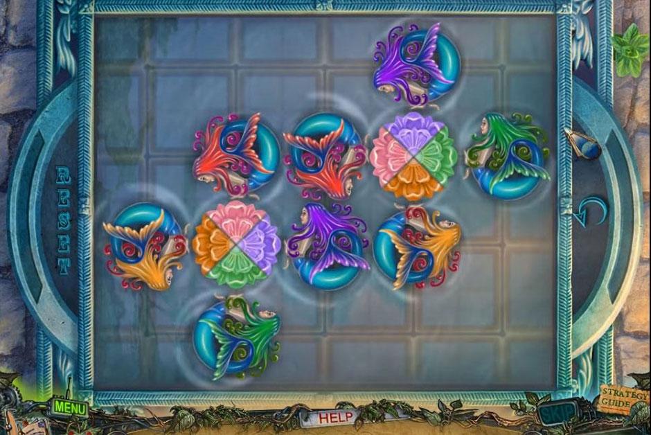 Twilight Phenomena - The Lodgers of House 13 - Mermaid's Tale Solution