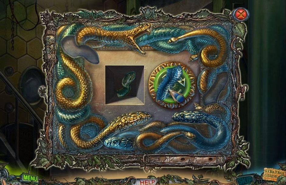 Twilight Phenomena - The Lodgers of House 13 - Snake Puzzle Solution