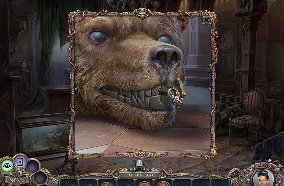 Witch Hunters - Stolen beauty - Bear Key