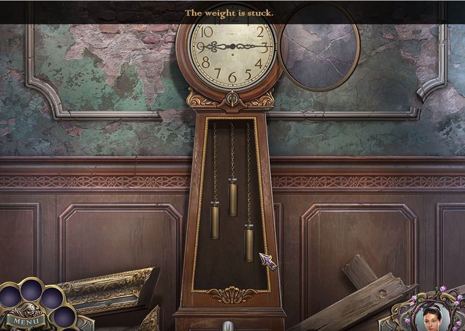 Witch Hunters - Stolen beauty - Clock Weight Puzzle