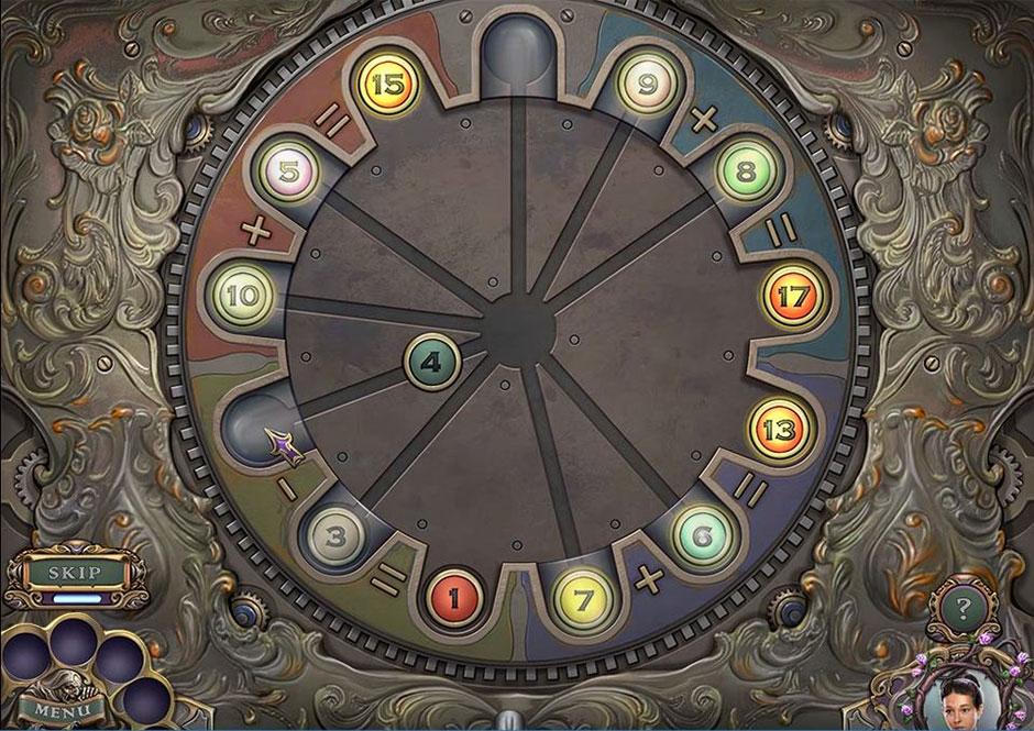 Witch Hunters - Stolen beauty - Door Lock Puzzle Solution