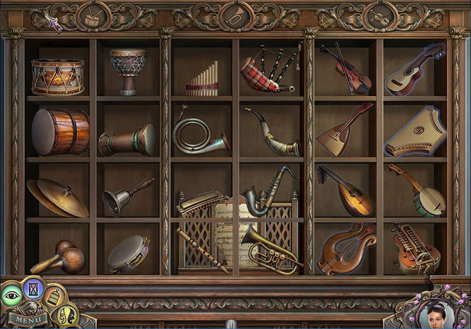 Witch Hunters - Stolen beauty - Instruments