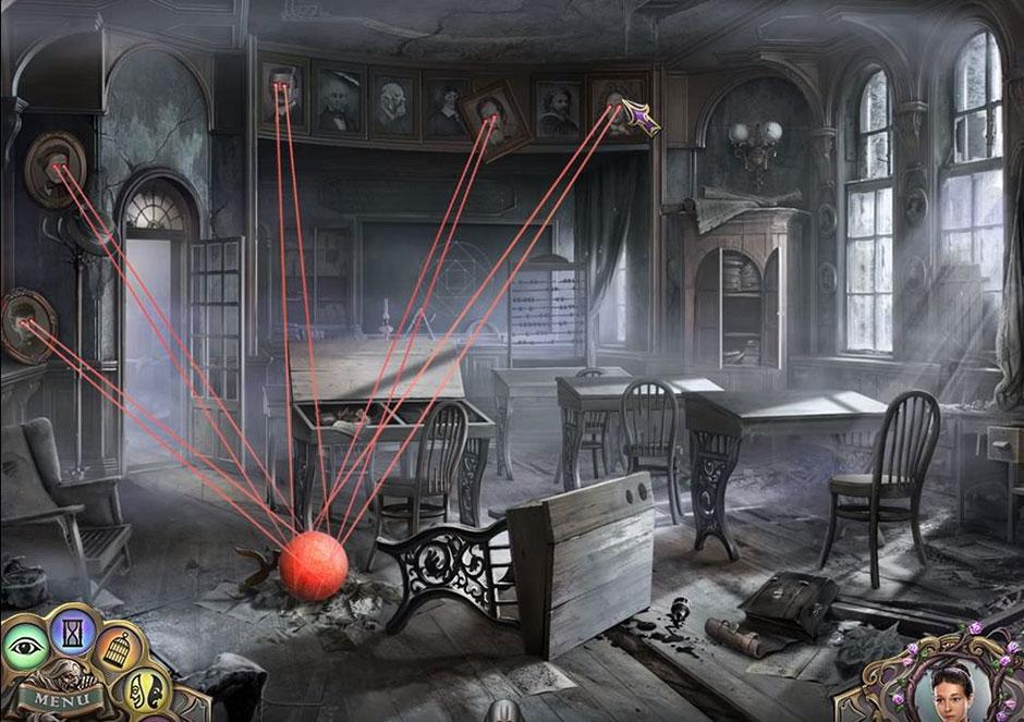 Witch Hunters - Stolen beauty - Laser Eyes