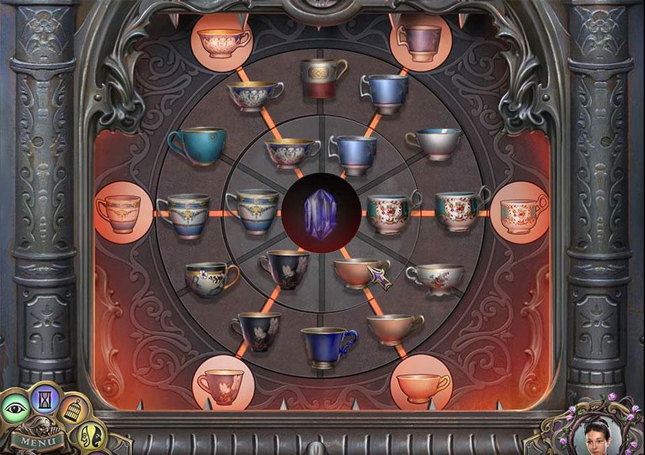 Witch Hunters - Stolen beauty - Pattern