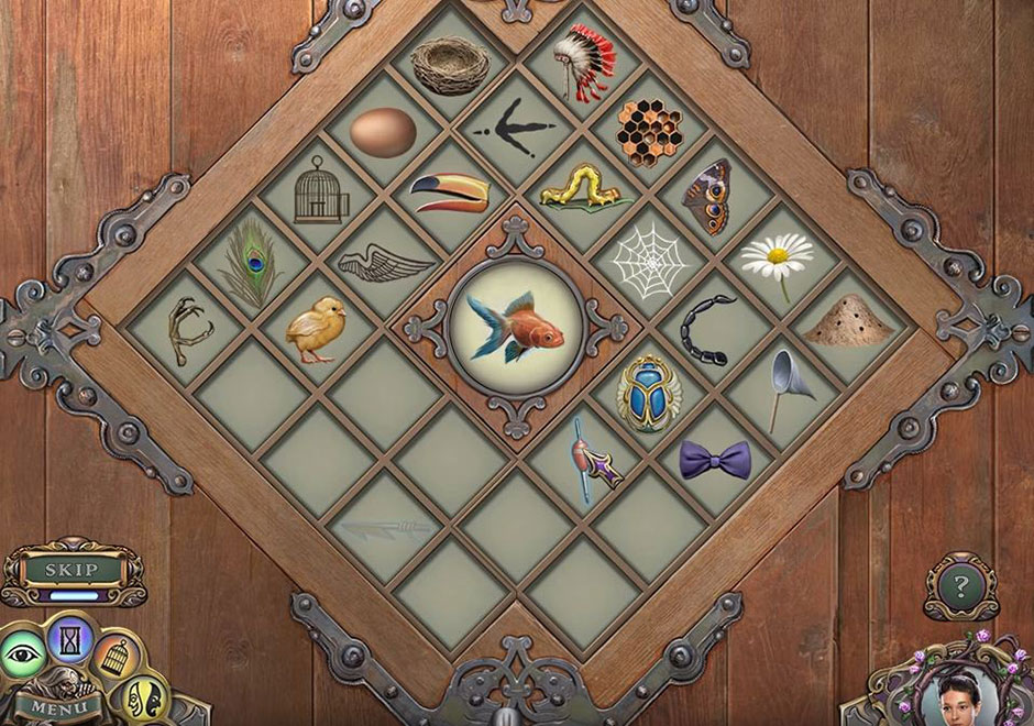 Witch Hunters - Stolen beauty - Portal Stone Puzzle