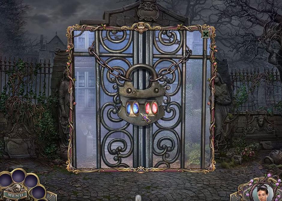 Witch Hunters - Stolen beauty - School Yard Gate