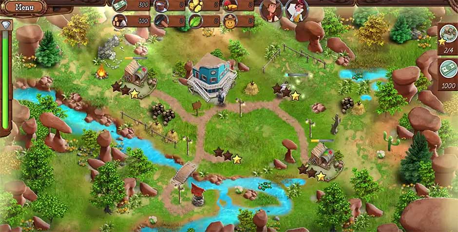 Country Tales - Gameplay 1