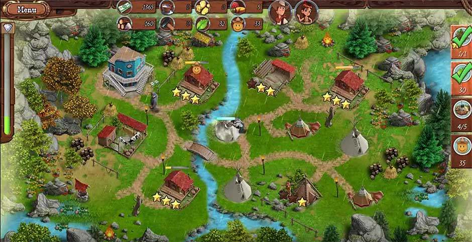 Country Tales - Level 17