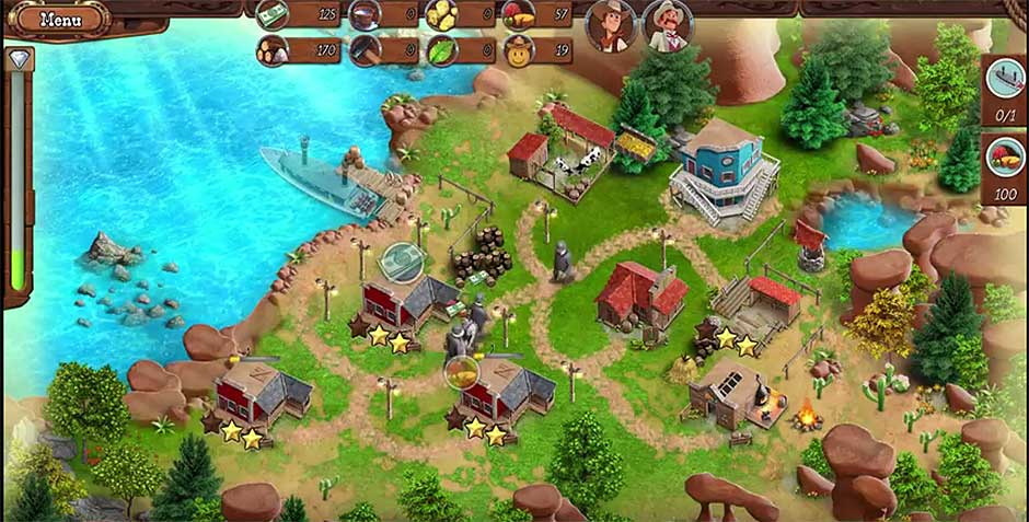 Country Tales - Level 22