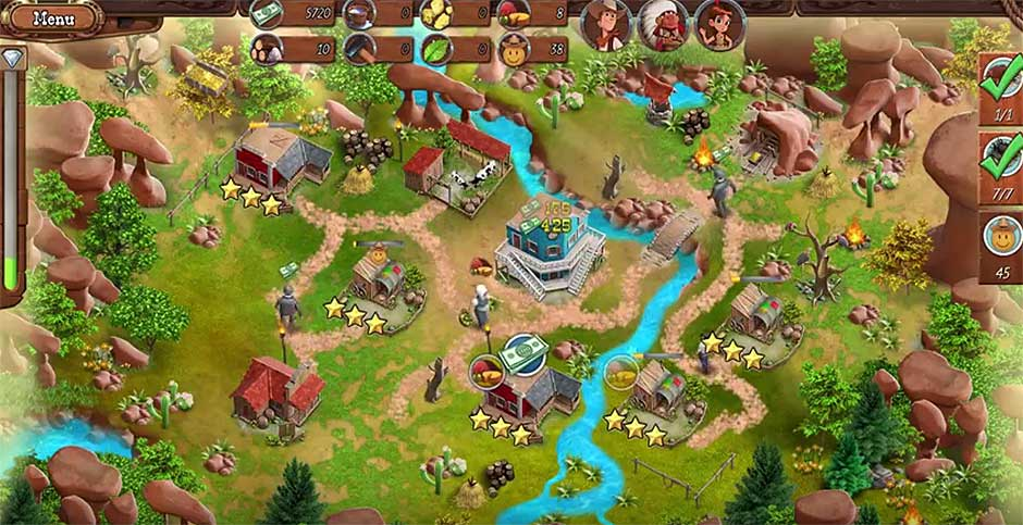Country Tales - Level 25