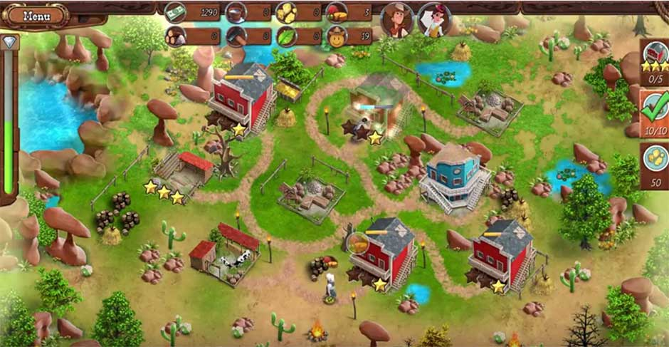 Country Tales - Level 35