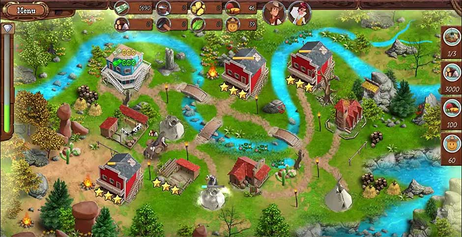 Country Tales - Level 38