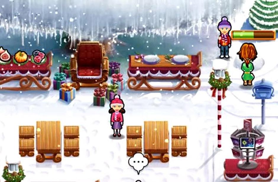 Delicious - Emily's Holiday Season - Day 1 Winter Fair