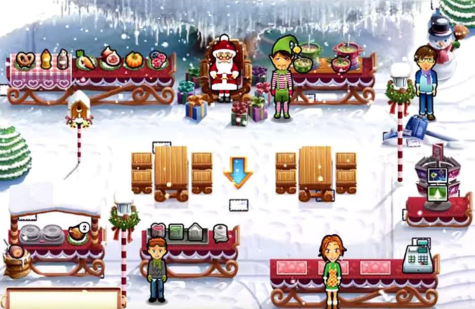 Delicious - Emily's Holiday Season - Day 8 Winter Fair