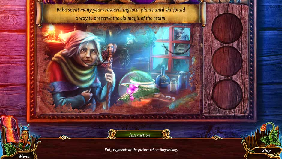 Eventide - Slavic Fable Baba House Puzzle