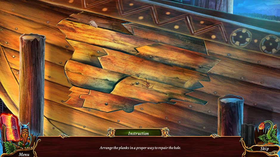 Eventide - Slavic Fable Boat Repair Puzzle Solution
