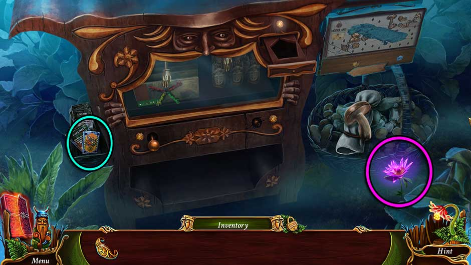 Eventide - Slavic Fable Coin Machine Collectibles Locations