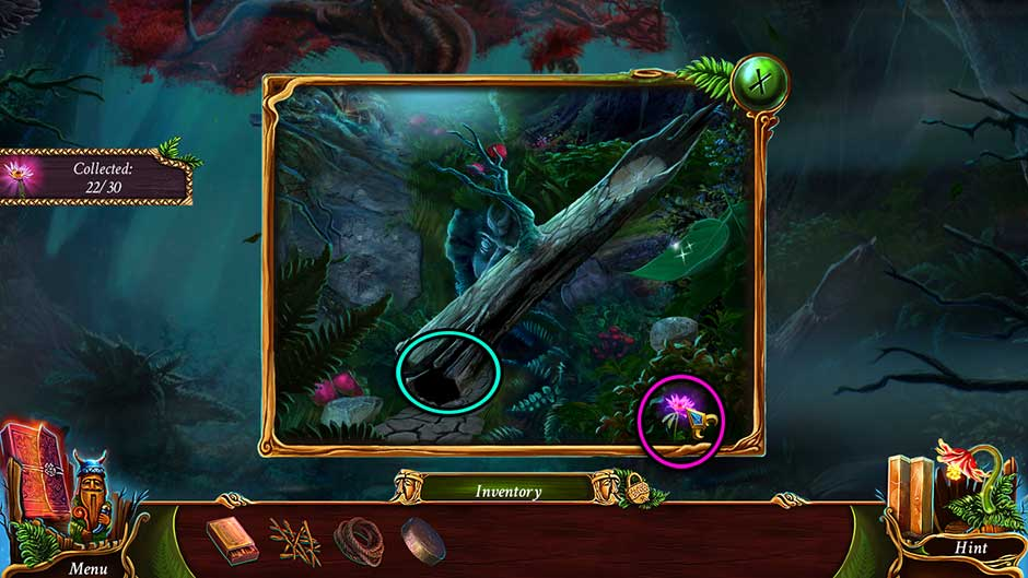 Eventide - Slavic Fable Oldest Tree Collectible Locations