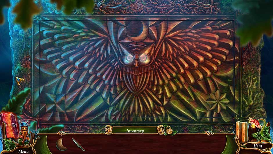 Eventide - Slavic Fable Owl Maze Token Puzzle