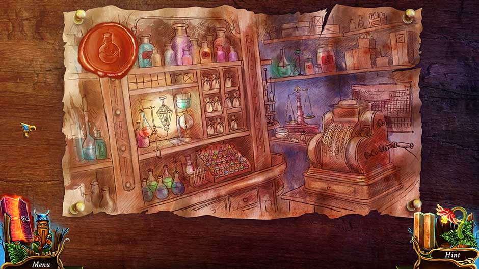 Eventide - Slavic Fable Package Puzzle Solution