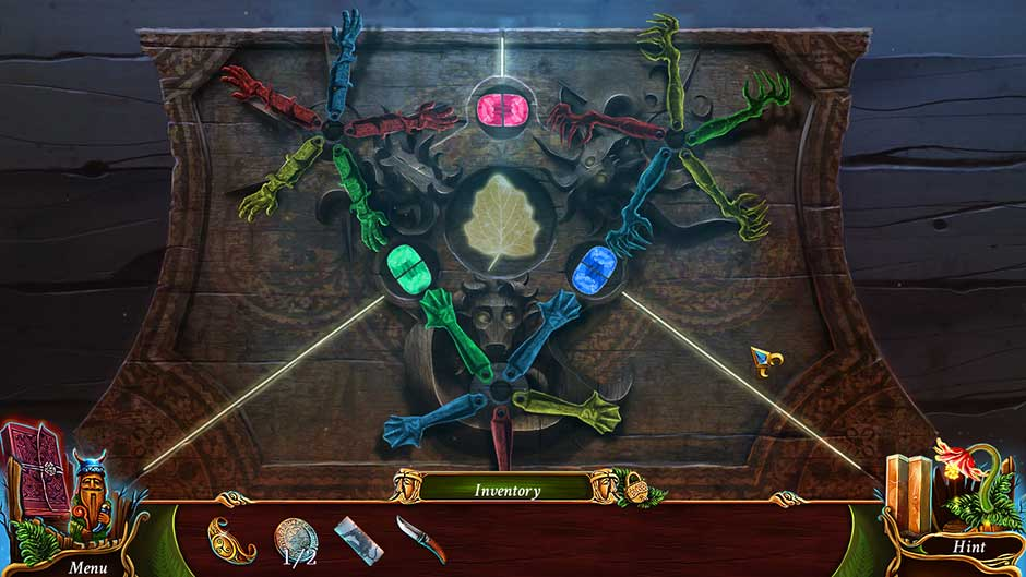 Eventide - Slavic Fable Storagepart Puzzle Solution