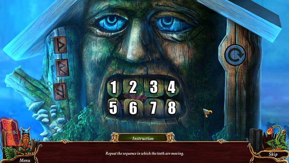 Eventide - Slavic Fable Teeth Sequence Puzzle