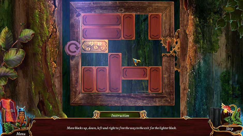 Eventide - Slavic Fable Window Puzzle Part 2