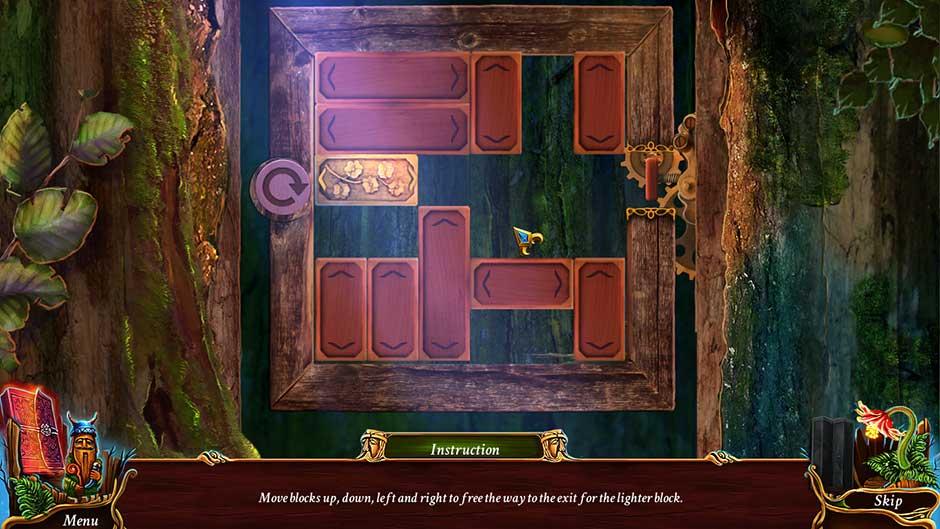 Eventide - Slavic Fable Window Puzzle Part 2