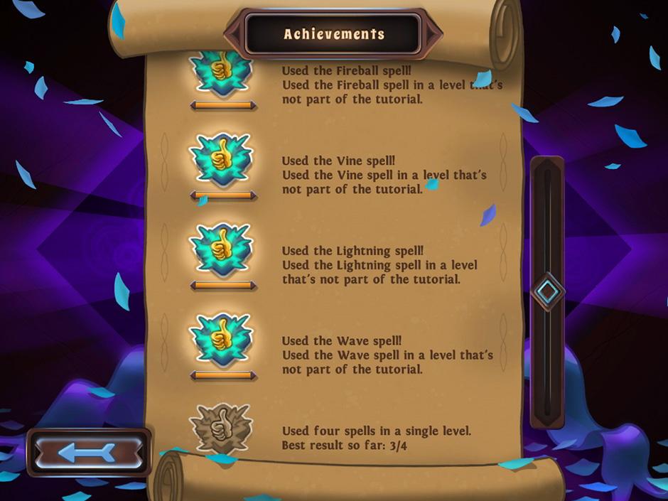 Game of Stones - Achievements