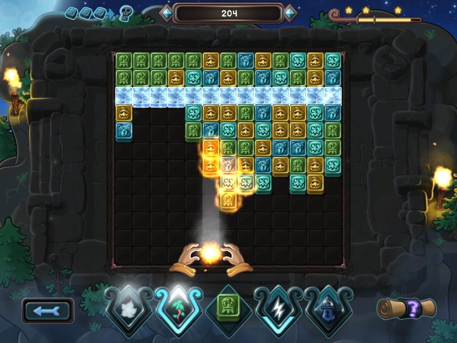 Game of Stones - Fireball