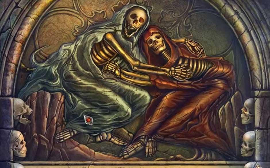 Haunted Legends - The Undertaker - Bones