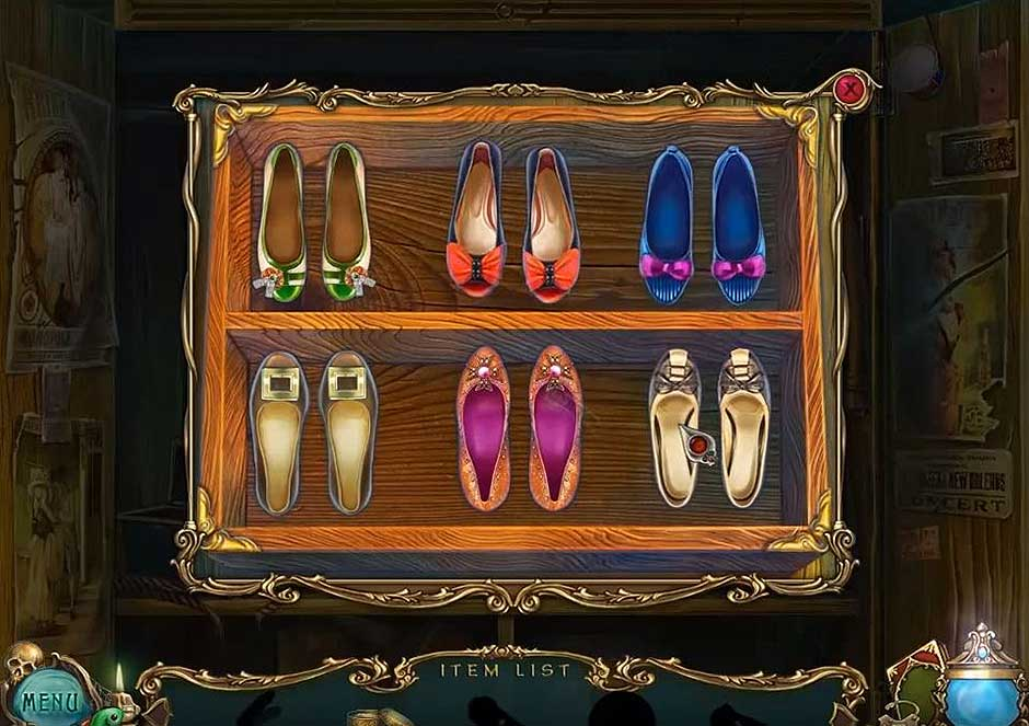 Haunted Legends - The Undertaker - Shoes