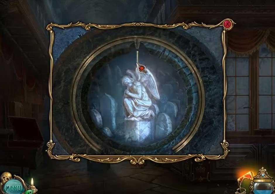 Haunted Legends - The Undertaker - Statue