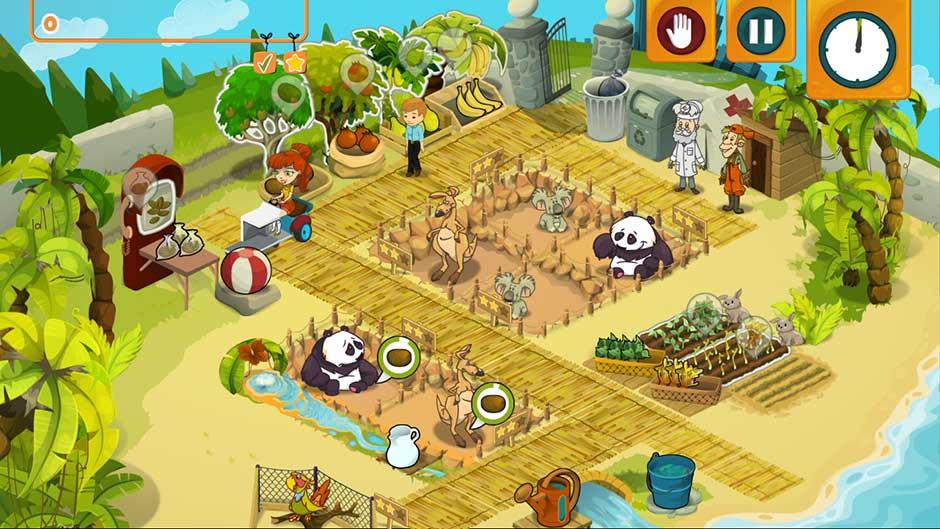 Incredible Zoo Exotic Tropics Day 9