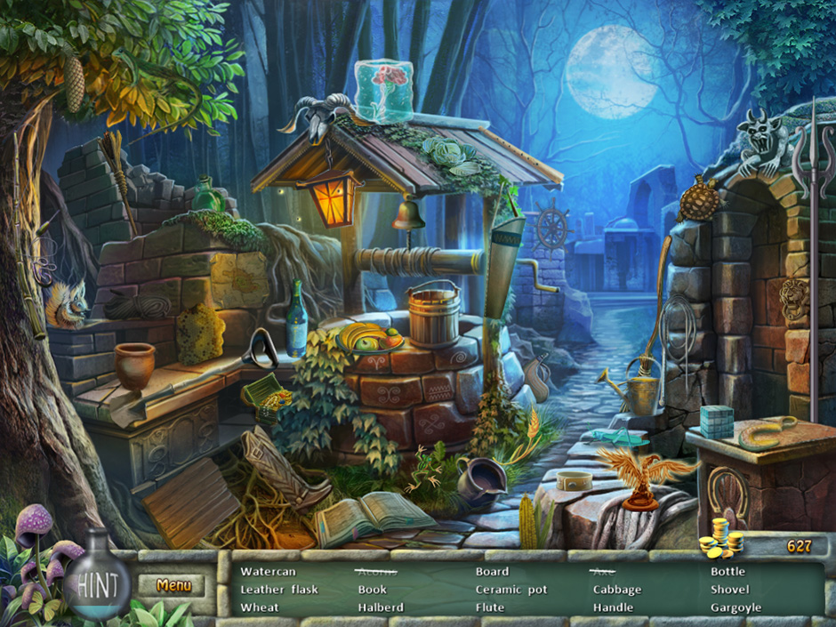 Mystika 2 The Sanctuary - HiddenObject