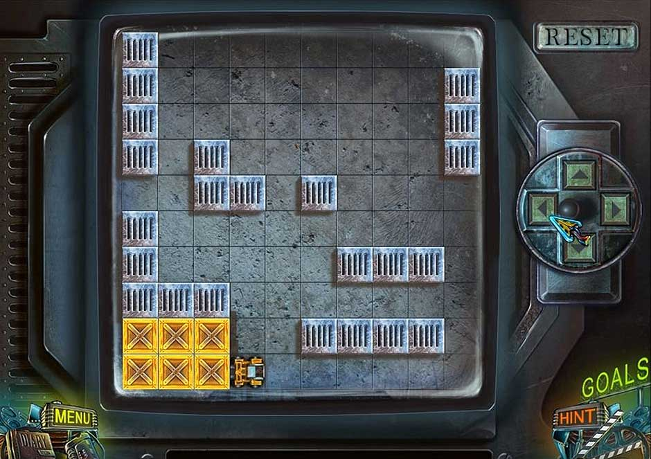 Reality Show - Fatal Shot - Crates Solution