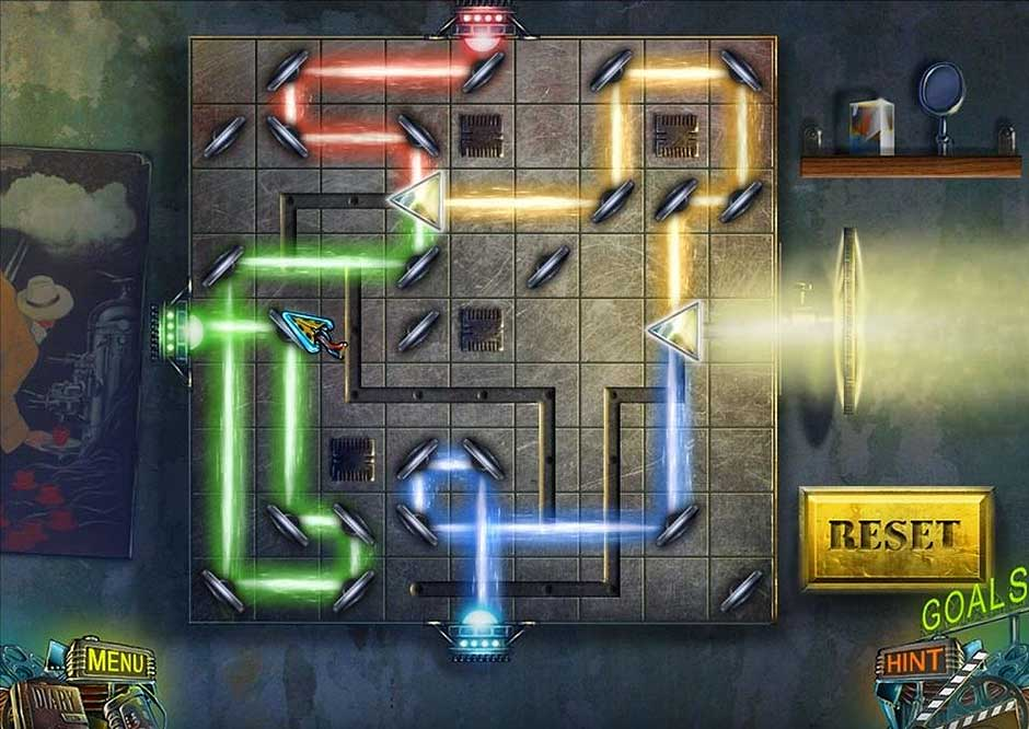 Reality Show - Fatal Shot - Puzzle Solution