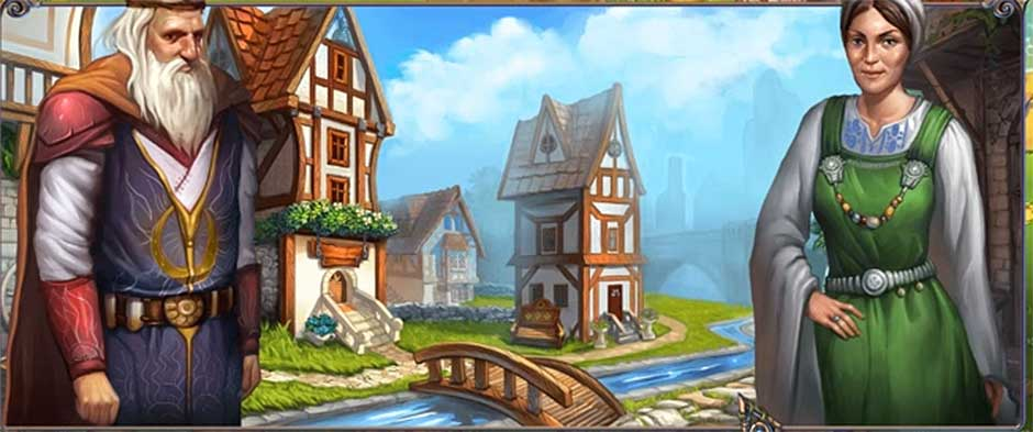 Runefall - Characters