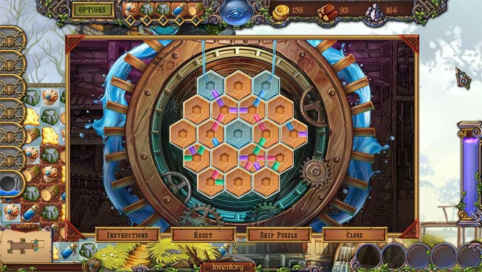 Runefall - Puzzle