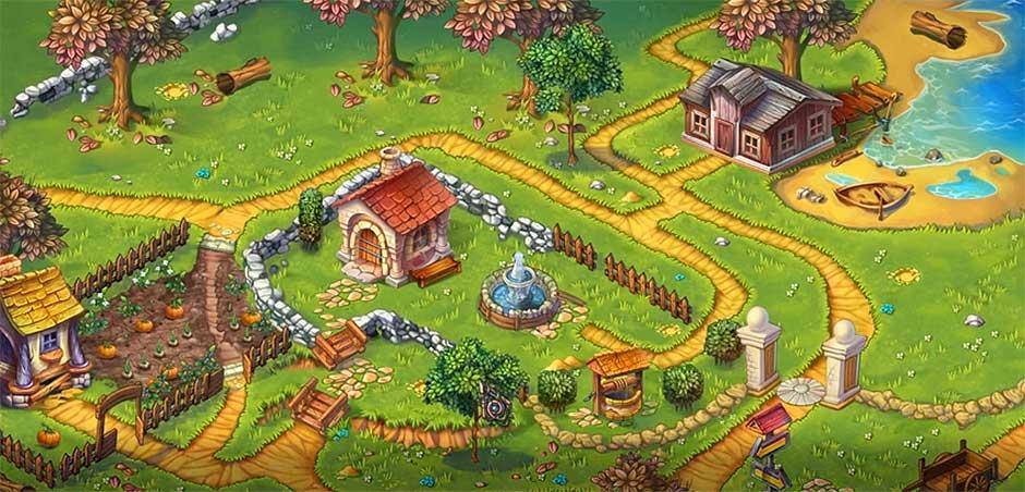 Runefall - Town