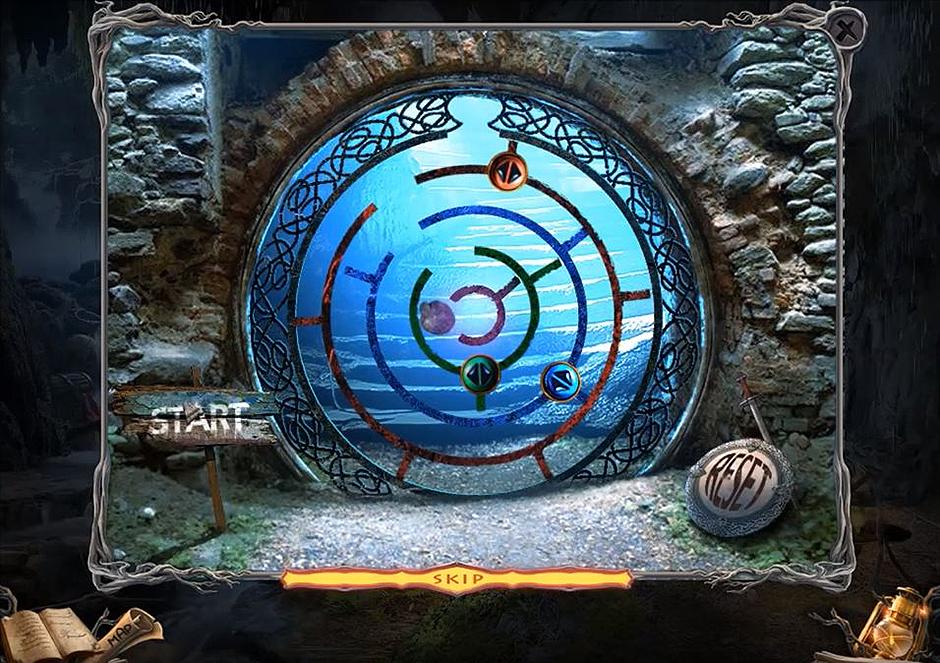 Sable Maze – Sullivan River - Labyrinth