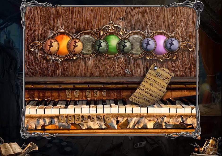 Sable Maze – Sullivan River - Piano Solution