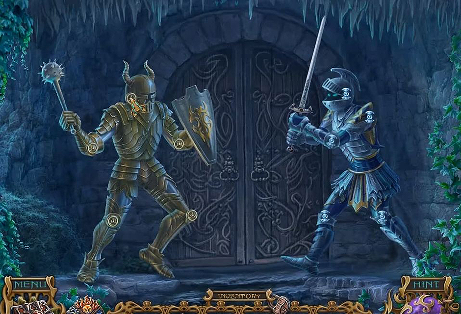 Spirits of Mystery - The Dark Minotaur -Knights
