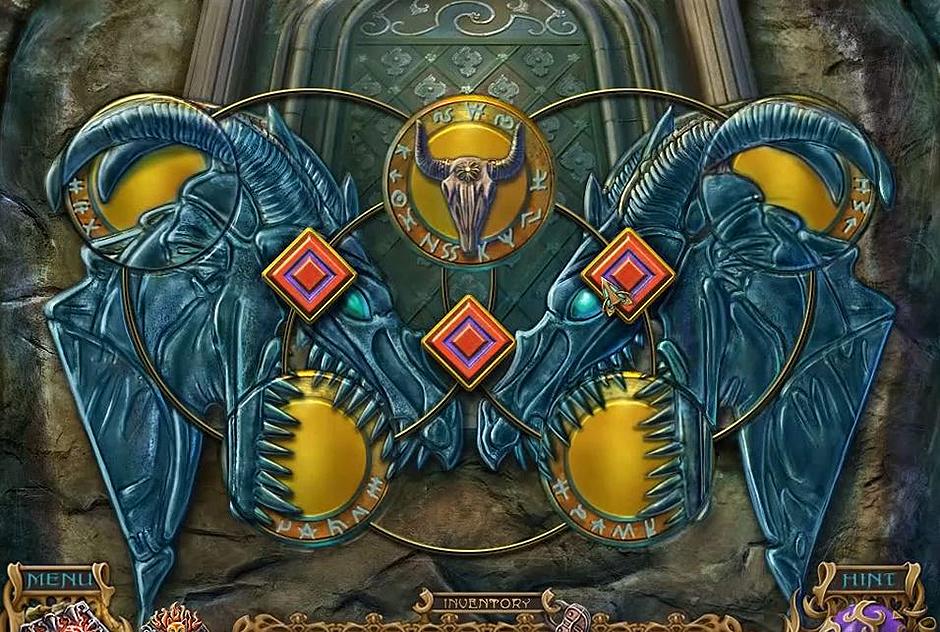 Spirits of Mystery - The Dark Minotaur -Medals