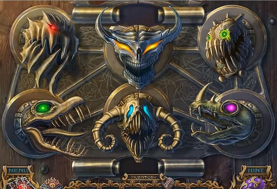 Spirits of Mystery - The Dark Minotaur - Monster Heads