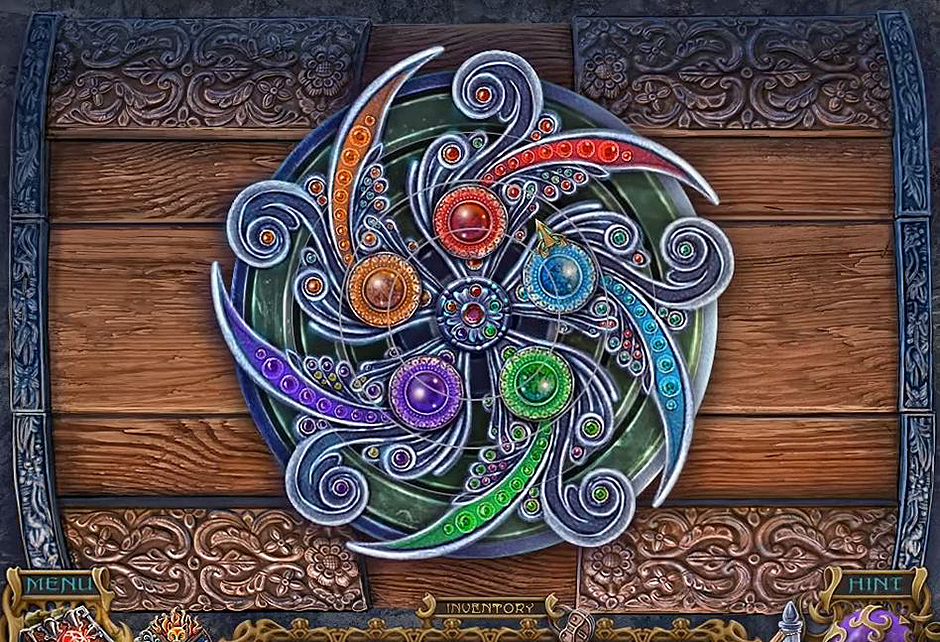 Spirits of Mystery - The Dark Minotaur -Rings