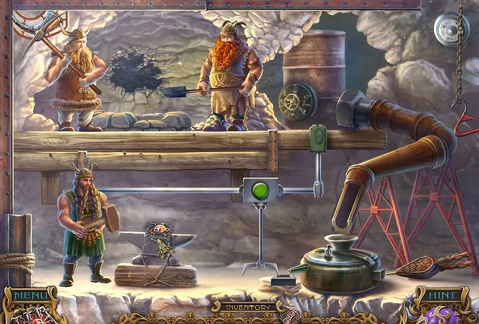 Spirits of Mystery - The Dark Minotaur -Tools