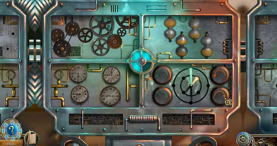 Time Mysteries The Final Enigma - Device