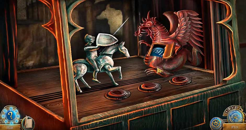Time Mysteries The Final Enigma - Dragon Game