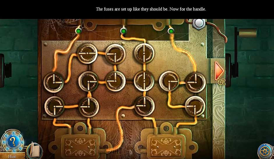 Time Mysteries The Final Enigma - Fuses
